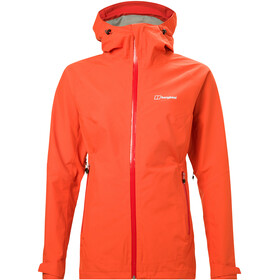 Berghaus Ridgemaster Vented Shell Jacket Damen poinciana